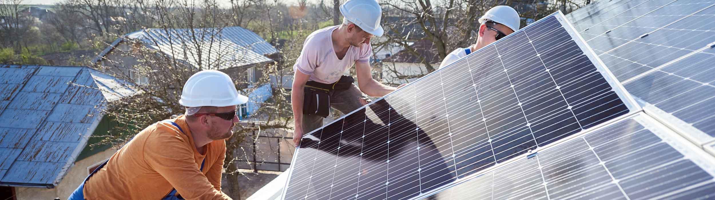 Installation panneaux photovoltaïques Tain-L'Hermitage Drôme