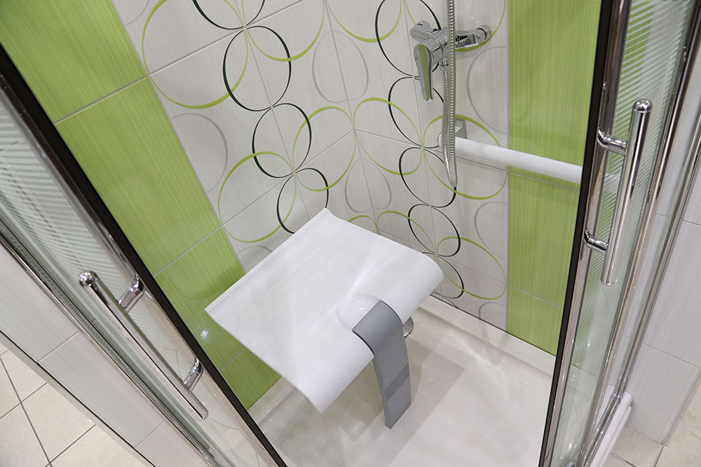 Installation salle de bains PMR Tain Lhermitage Drôme